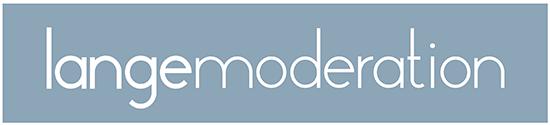 Logo Lange Moderation